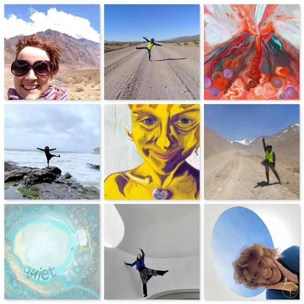 Me SAL 2021 expressionist adventurer